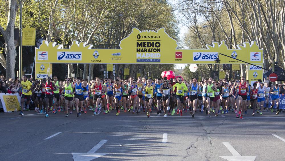 Media Maratón de Madrid