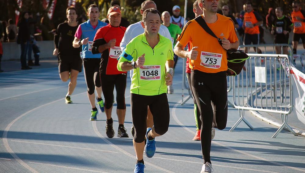 Correr despacio, evita lesiones y te mantiene en forma