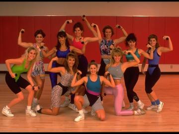 ¿Te acuerdas del aeróbic?