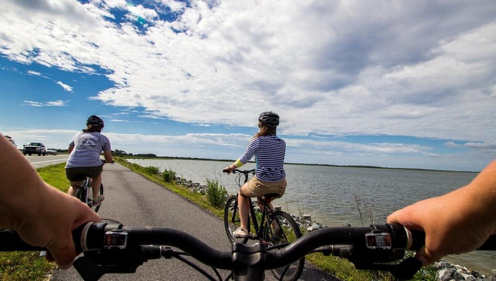 Montar en bici es bueno para tu salud