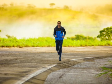 Algunos runners cuestionan la efectividad del entrenamiento bajo techo.