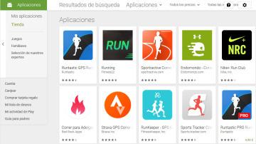 La enorme cantidad de apps de running dificulta la elección