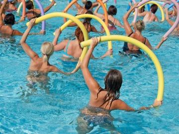 Aquagym, una alternativa para el verano