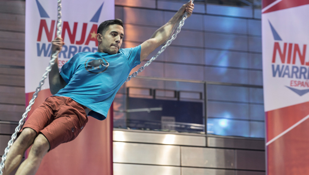 Gran final 'Ninja warrior' super 2
