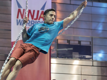 Gran final 'Ninja warrior' super 2