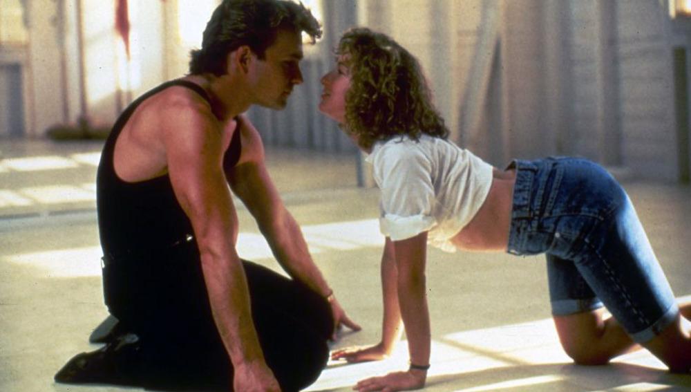Escena de la película 'Dirty Dancing'