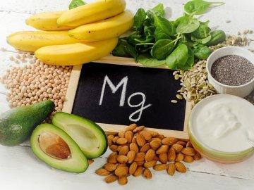 Aquí puedes encontrar el magnesio