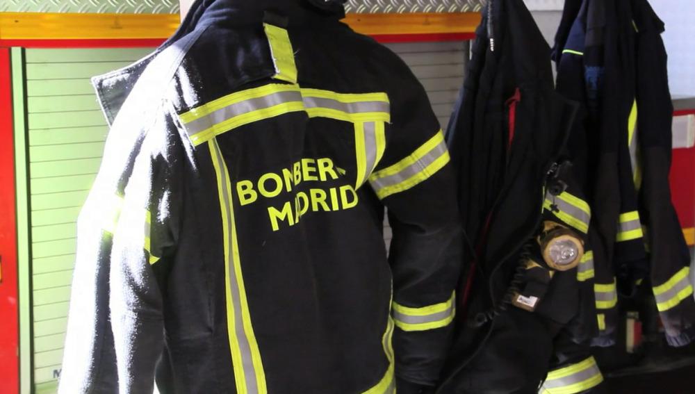 Bomberos de Madrid