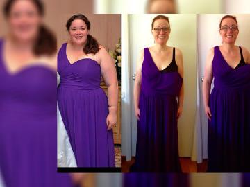 Donnalouise Gragg pérdida de peso