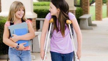 Los 7 accidentes más comunes de los niños en la escuela