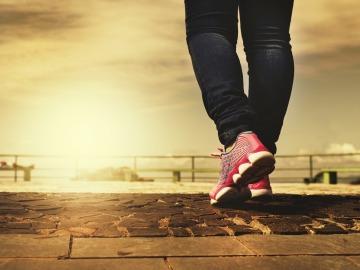 10.000 pasos ya no son suficientes para estar en forma