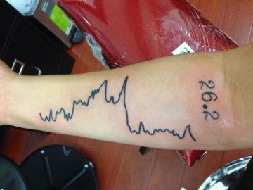 Tatuaje runner