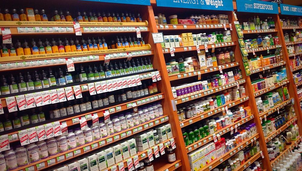 Supermercado de Estados Unidos