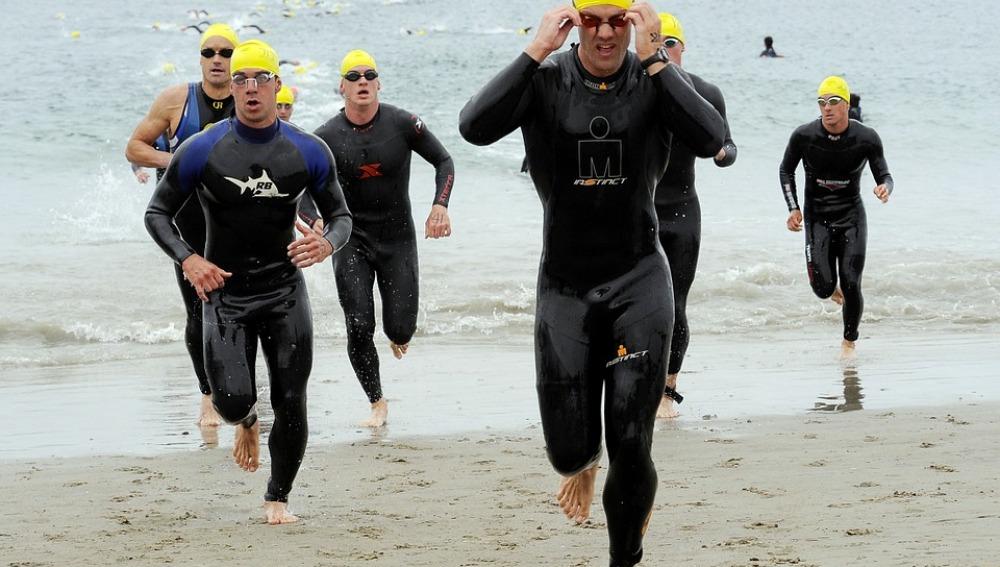 Triatlón, uno de los deportes más extremos