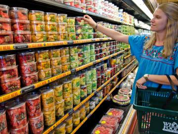 Los productos orgánicos son los mejores para tu dieta