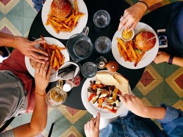 Comer en casa, mejor que fuera