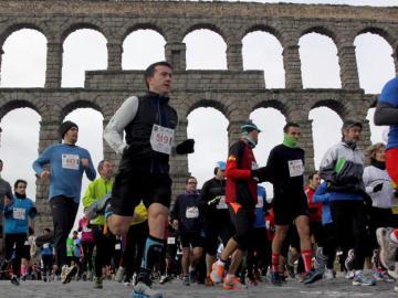 Runners por Segovia