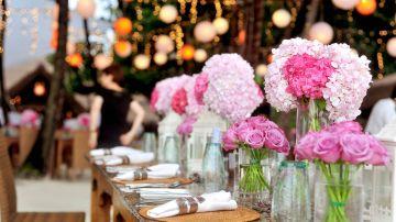 Las flores no son solo para las celebraciones gastronómicas especiales