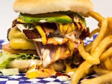 Una dieta hipercalórica te hará engordar