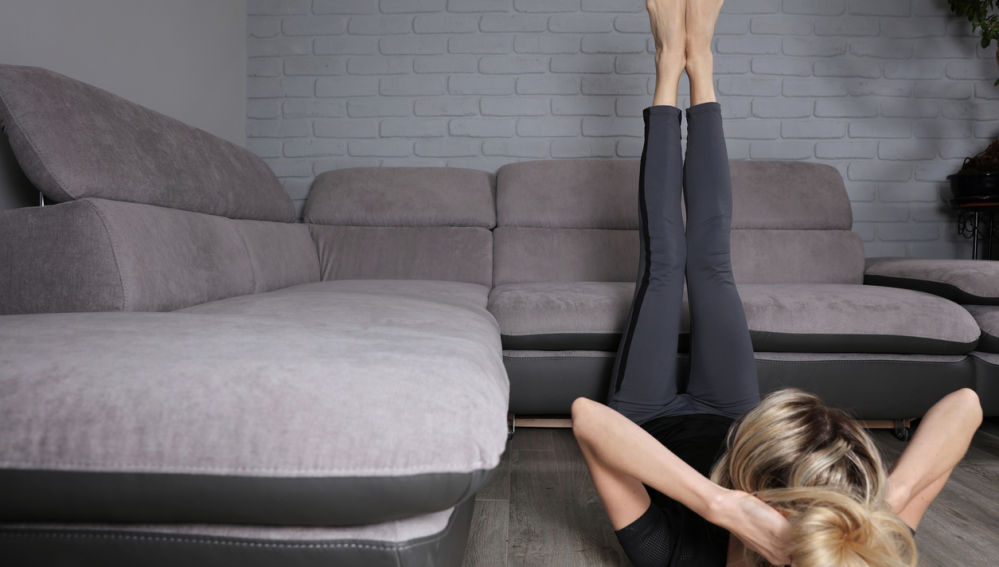 Cuerpo fitness sin salir de casa